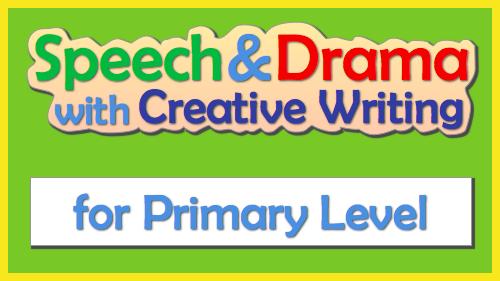 creative writing primary 2