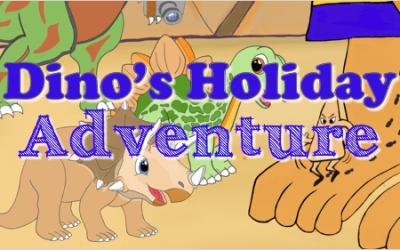 Dino's Holiday Adventure – Speech and Drama Holiday Workshop