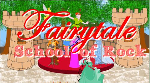 Fairytale School of Rock – Speech and Drama Holiday Workshop