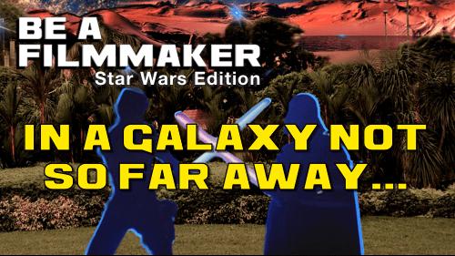 In a Galaxy Not So Far Away… Holiday Workshop