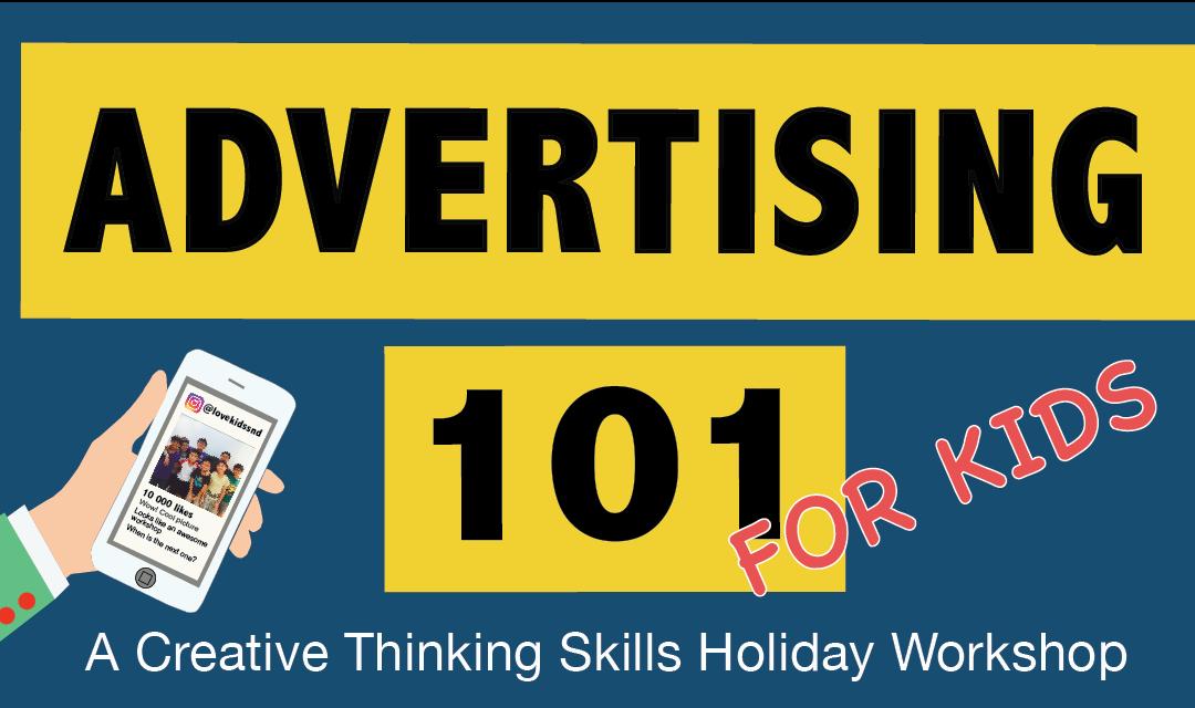 Advertising 101 for Kids