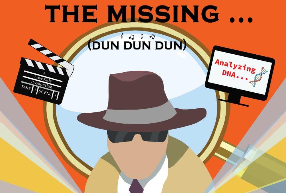 Be A Filmmaker – A Secret Agent Edition