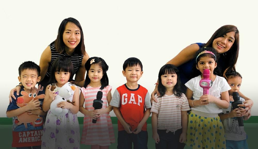 speech and drama for nursery
