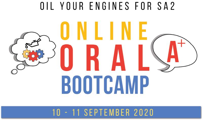 Online Oral Bootcamp